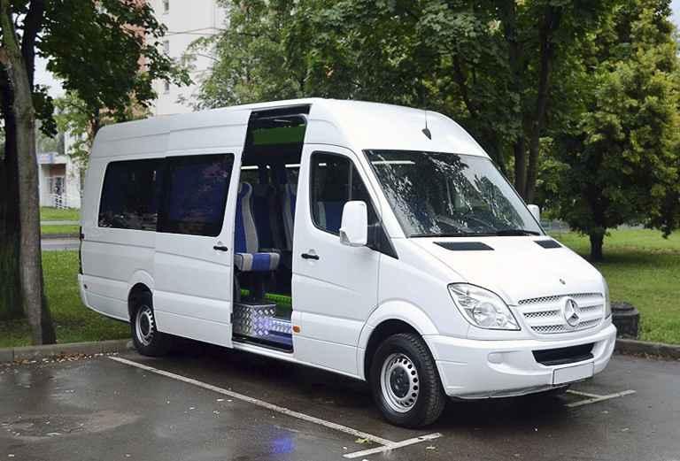 Заказ автобусов, микроавтобусов, фотография 2